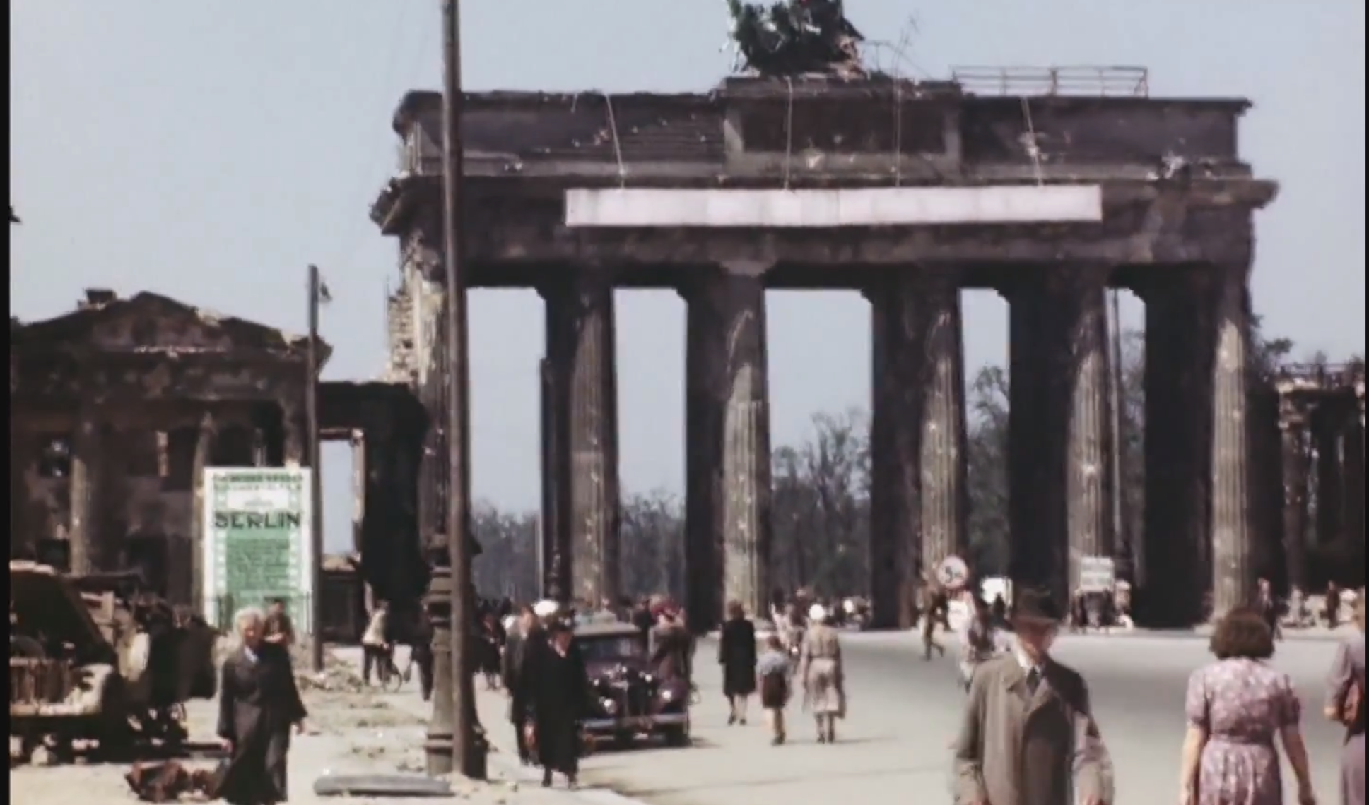 Berlin Summer Of 1945 Lodown Magazine