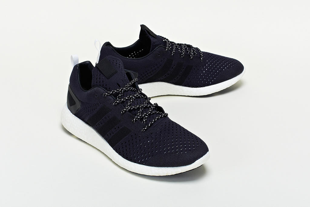 Have adidas Pure Boost Chill Today, I wore black.
