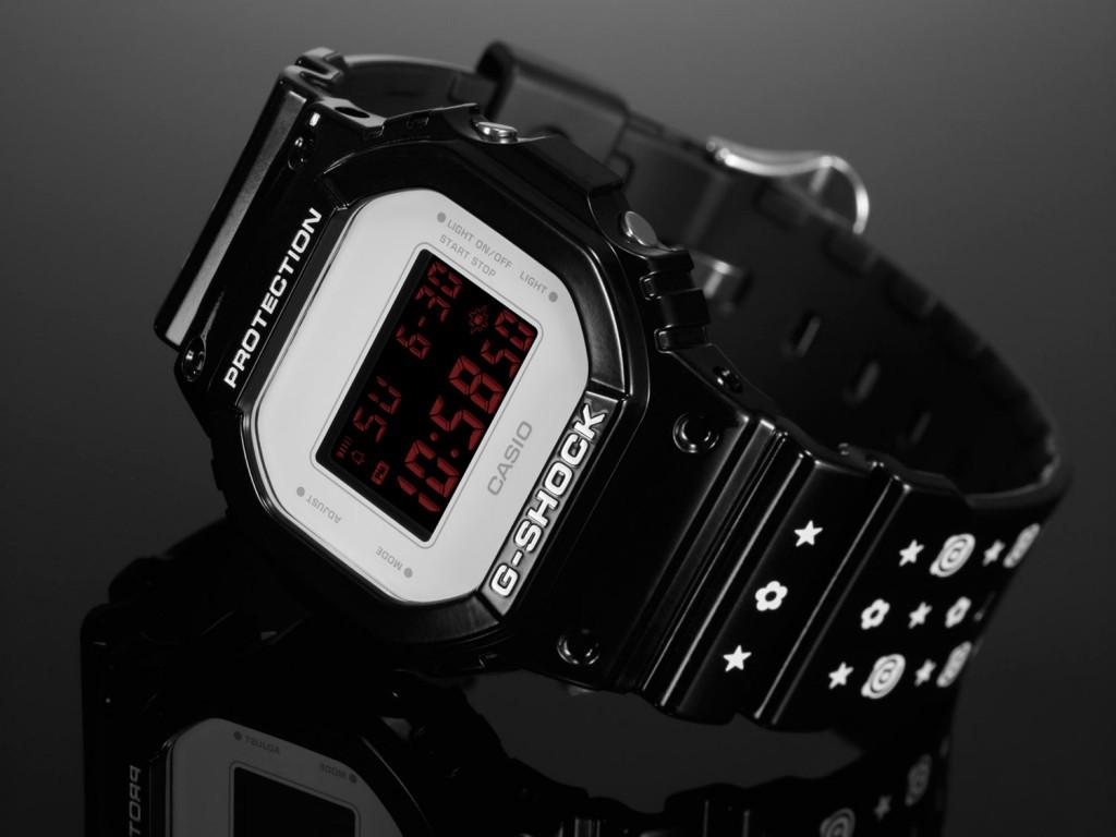 Casio G Shock Dw 5600e 1dr Jam Tangan Pria Black Strap Resin Gd 120mb Red 1 Source Medicom X