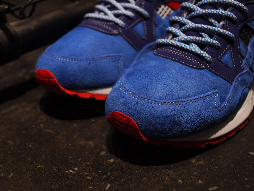 asics gel lyte v x mita sneakers trico