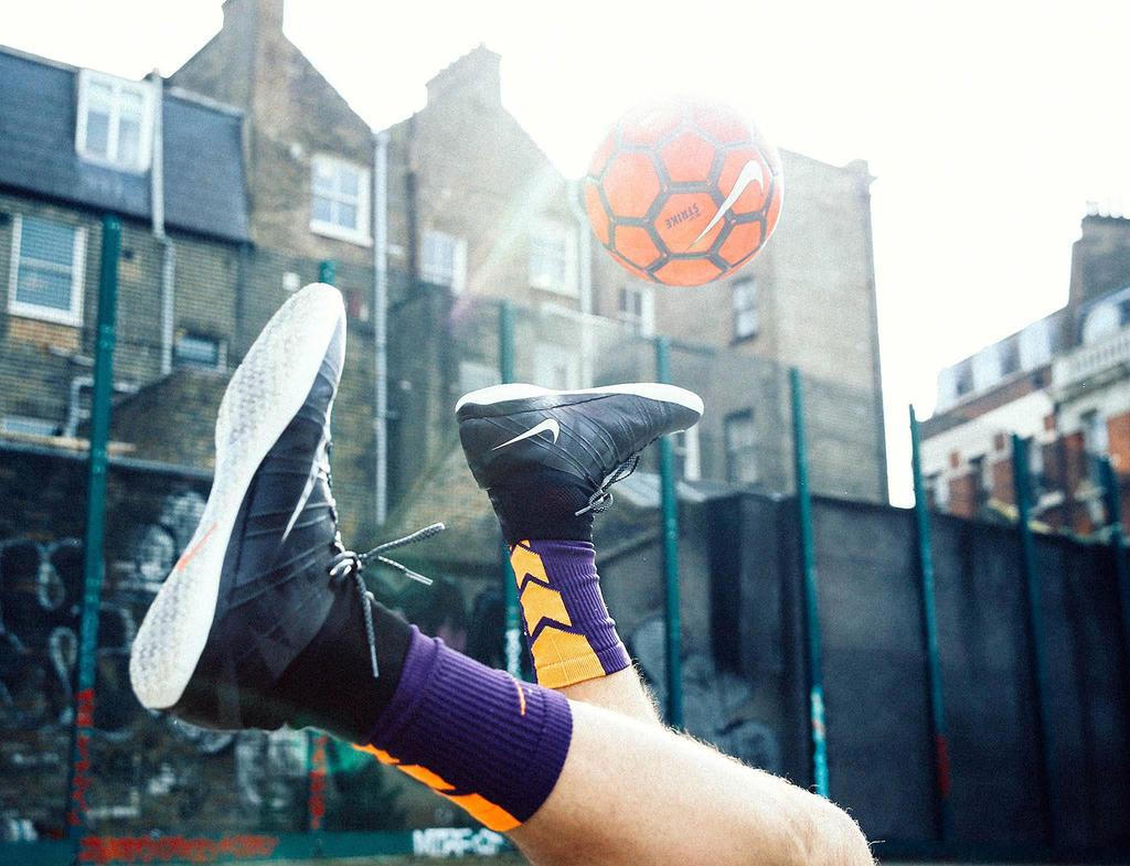 Nike Football X Lodown Magazine