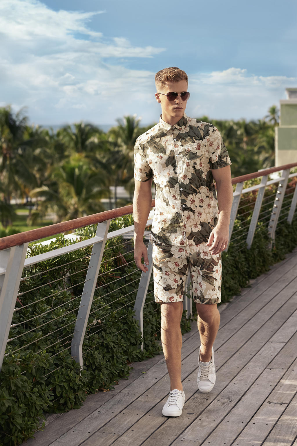 Original Penguin Menswear: SS15 Miami Collection