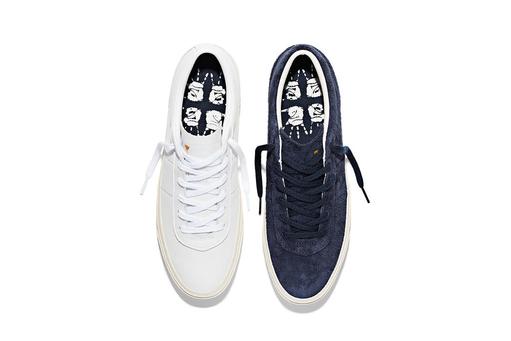 b6ea2261ecdb The Sage Elsesser x Converse CONS One Star CC Pro collection will be  available on February 10